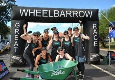 studio a wheelbarrow team