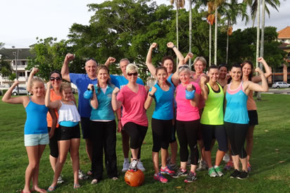 Outdoor Exercise Cairns Studio A Cairns Personal Training